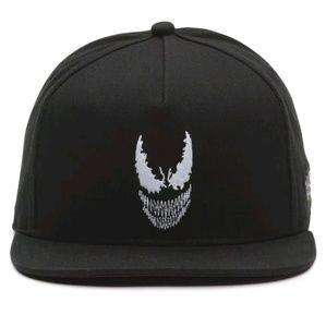 Vans Accessories - Vans X Marvel Venom Snap Back Hat Cap fb5826cfb599